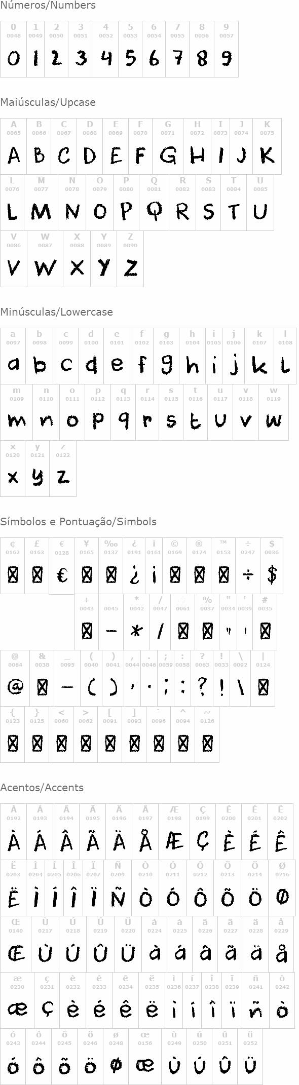 Dk Cool Crayon Font Netfontescombr